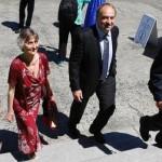 Andrew enters the legislature