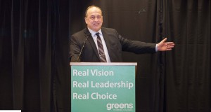Leadership of the BC Green Party