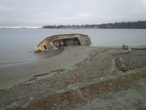 Derelict Vessels in Cadboro Bay – an Update
