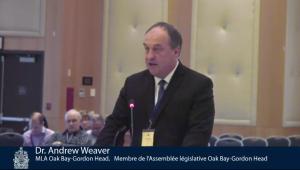 Trans Mountain Pipeline Proposal NEB Oral Testimony Video