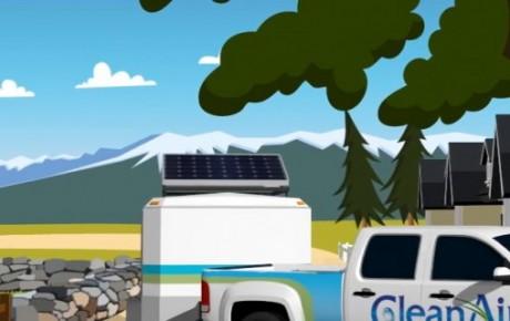 clean air banner