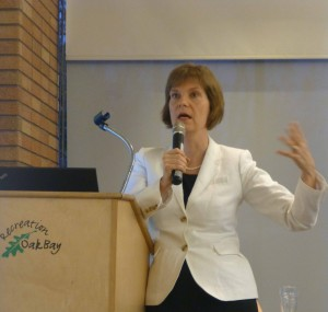 BC Seniors Advocate Presents at MLA Town Hall