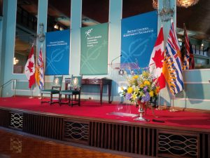 Congratulations to Judy Fainstein & other BC Community Achievement Award Winners