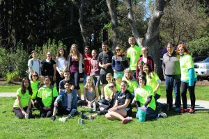 Interact Amazing Race Group Photo