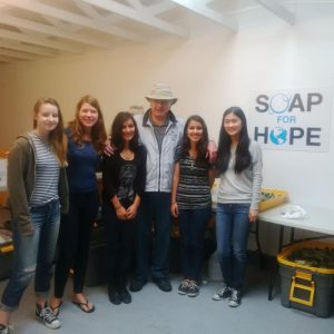 Soap for Hope pic