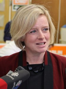 Premier Notley Responds Negatively to My Request for a Public Meeting