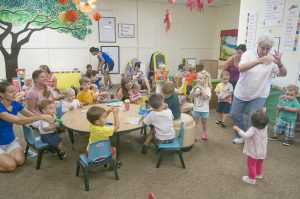 Supporting the introduction of free optional daycare for 4 year olds