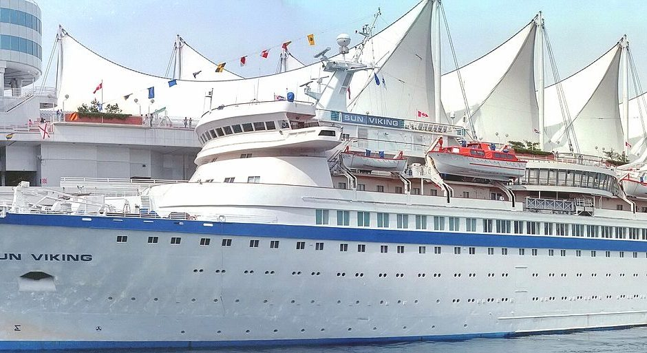 Ensuring The Competitiveness Of BCs Cruise Ship Industry Andrew - Cruise ship industry