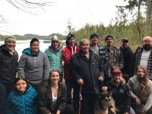 Calling on the province to establish secretariat responsible for wild salmon