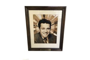 Paying tribute to Dave Barrett in the BC Legislature